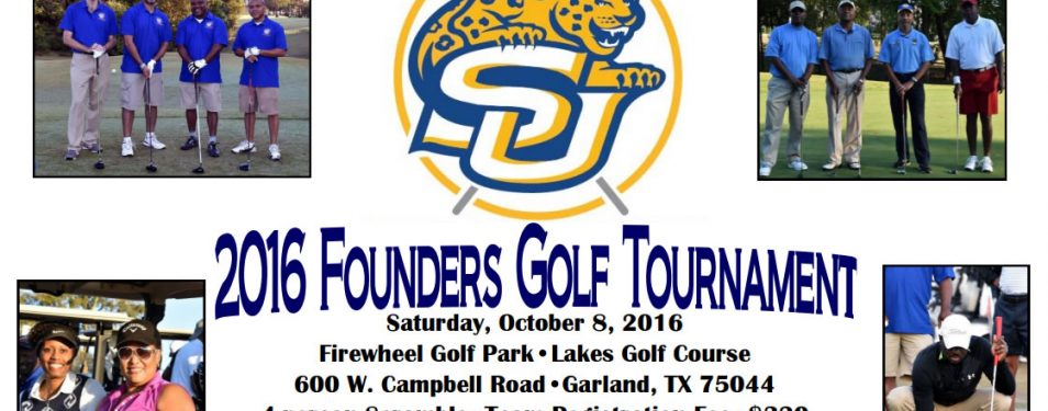 2015 SUAF Dallas Golf Tournament
