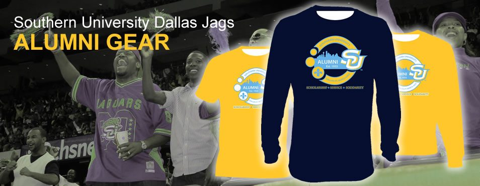 SU Jags DFW Gear