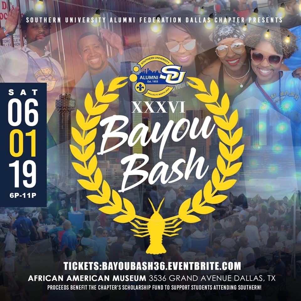 Bayou Bash 2019